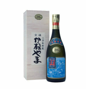 琉球泡盛 限定秘蔵酒かねやま
