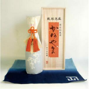 琉球泡盛 限定秘蔵酒かねやま 40年古酒
