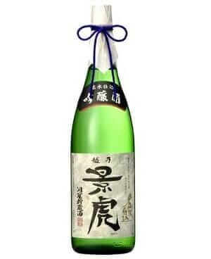越乃景虎 洞窟貯蔵酒