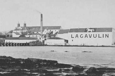 ラガヴーリンの歴史