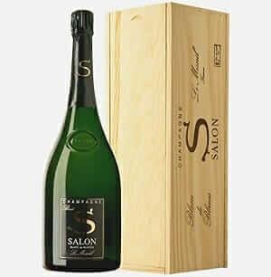 サロンのシャンパン