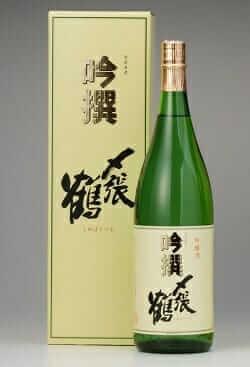 〆張鶴 吟撰 吟醸酒