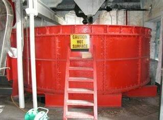 スプリングバンク蒸溜所の仕込槽