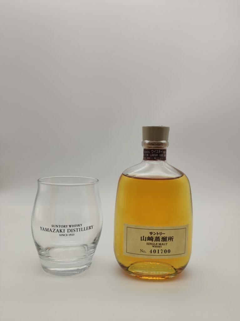 【ウイスキー買取:サントリーウィスキー 山崎蒸溜所シングルモルト】かわいい限定品も高価買取しました。|お酒買取実績紹介 1