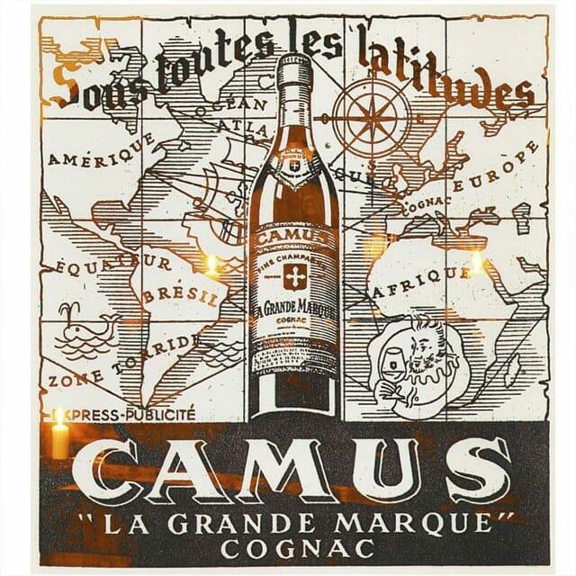 【ブランデー・コニャック買取】『カミュ(camus)・エクストラロングネック』を高価買取しました。 / お酒買取実績紹介! 3