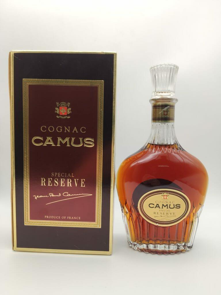 【ブランデー・コニャック買取】『カミュ(camus)・スペシャルリザーブ』を高価買取しました。 / お酒買取実績紹介! 2