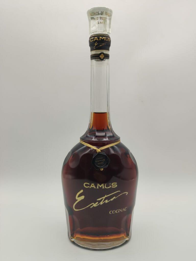 【ブランデー・コニャック買取】『カミュ(camus)・エクストラロングネック』を高価買取しました。 / お酒買取実績紹介! 2