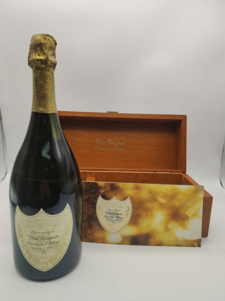【シャンパン・ドンペリ買取】『ドンペリゴールド / ドンペリニヨン レゼルヴ・ド・ラベイ』を高価買取しました。 / お酒買取実績紹介! 1
