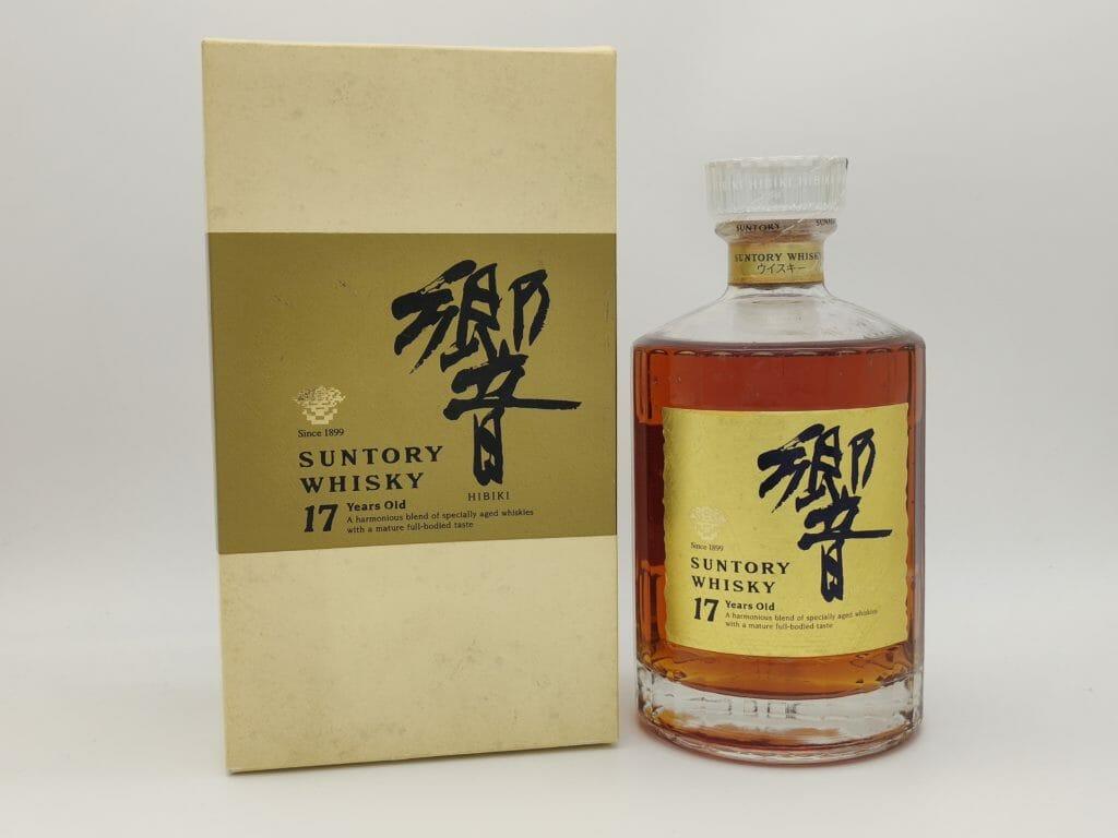 【ウイスキー買取】サントリー響21年 有田焼 色絵花鳥文茶筅形瓶を高価買取させていただきました。お酒買取実績紹介! 2
