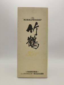 【ウイスキー買取】ニッカウヰスキーの傑作品『竹鶴35年』を買い取りいたしました。お酒買取実績紹介! 4