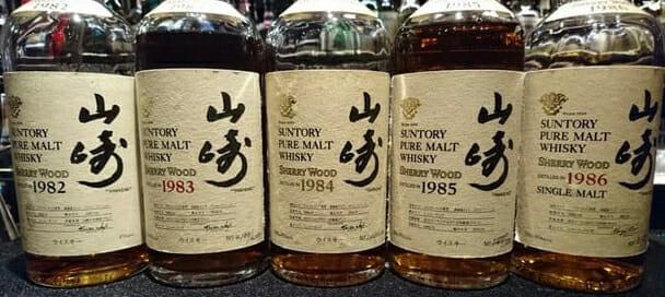 【ウイスキー買取】ジャパニーズウイスキーの限定商品『山崎 シェリーウッド1985』を買取いたしました。お酒買取実績紹介! 3