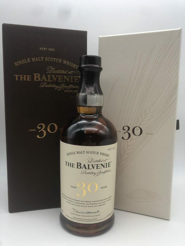 【ウイスキー買取】スコッチウイスキーザ・バルヴェニー30年を買い取りいたしました。お酒買取実績紹介! 7