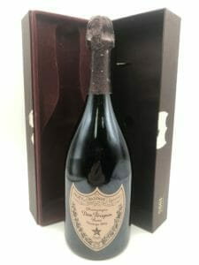 【シャンパン買取】ドンペリニヨン ロゼを買い取りいたしました。お酒買取実績紹介! 2