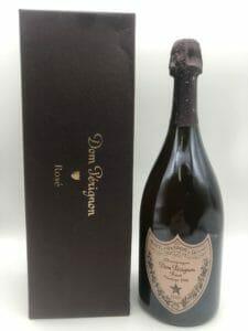 【シャンパン買取】ドンペリニヨン ロゼを買い取りいたしました。お酒買取実績紹介! 3