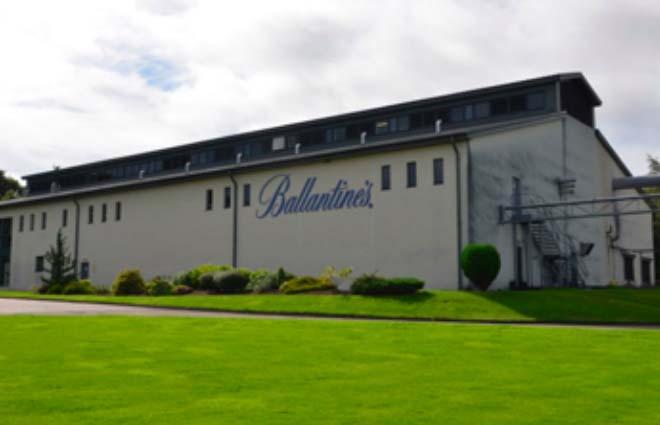 【ウイスキー買取】長期熟成のブレンデッド・スコッチウイスキー『バランタイン30年赤紋章デキャンタ』を買取いたしました。お酒買取実績紹介! 1