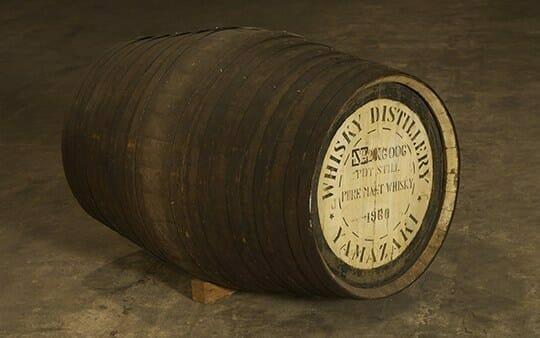 【ウイスキー買取】ミズナラ樽熟成の極み『サントリー山崎18年ミズナラ』を買取いたしました。お酒買取実績紹介! 1
