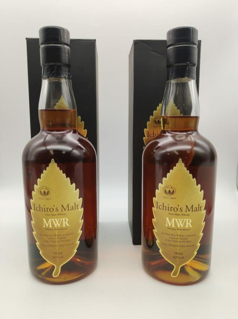 【ウイスキー買取】ベンチャーウイスキーイチローズモルトミズナラウッドリザーブ MWRを買い取りいたしました。お酒買取実績紹介! 17