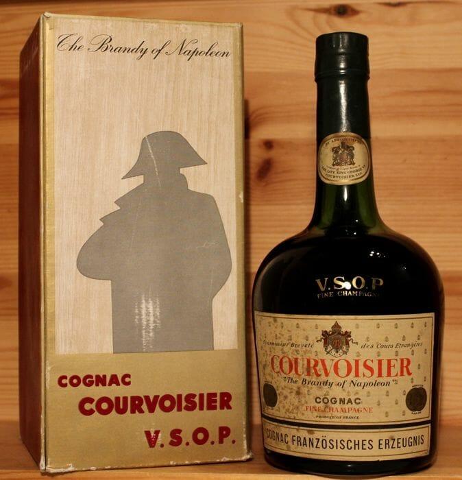【コニャック・ブランデー買取】クルボアジェ シャトーリモージュ エクストラを買い取りいたしました。お酒買取実績紹介! 3