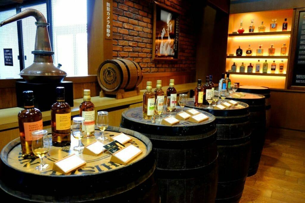 【ウイスキー買取】ニッカウヰスキー宮城峡18年 ウイスキーマガジンジャパンライブ10周年記念ボトルを買い取りいたしました。お酒買取実績紹介! 2