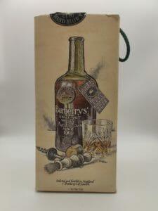 【ウイスキー買取】バーバリーがリリースしたシングルモルトウイスキー『バーバリー 1968』を買取いたしました。お酒買取実績紹介! 3