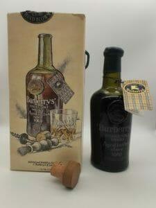 【ウイスキー買取】バーバリーがリリースしたシングルモルトウイスキー『バーバリー 1968』を買取いたしました。お酒買取実績紹介! 2