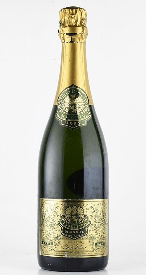 シャンパンの買取実績