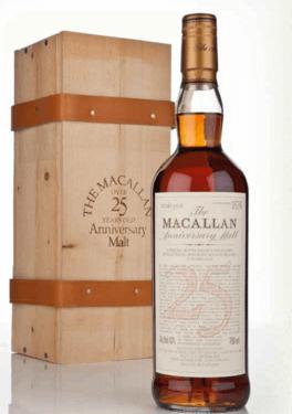 ザ・マッカラン 25年 アニバーサリーモルト 1968-1993