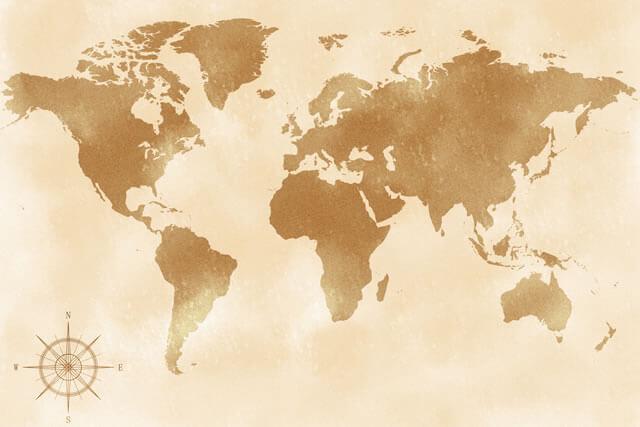 ウォッカ代表的な生産国を紹介