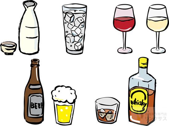地酒以外に日本が誇る地ビール・地ワイン・焼酎・国産ウイスキーも