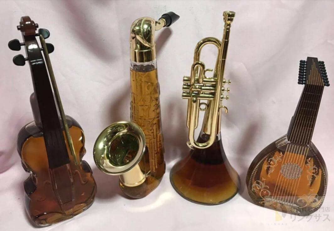 山崎楽器ボトルシリーズ